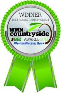 Winners Rosette wmncountrysideawardsGREEN_WINNER_FOOD AND DRINK