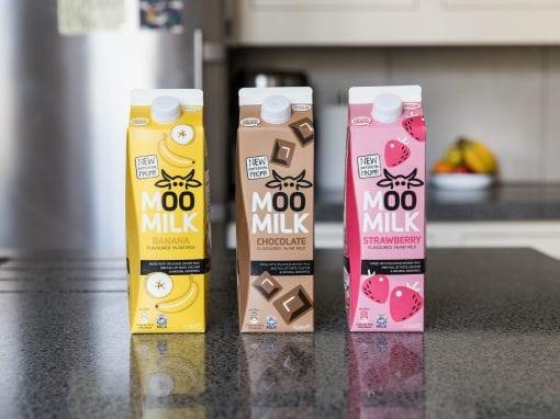 Moo Milk Milkshakes
